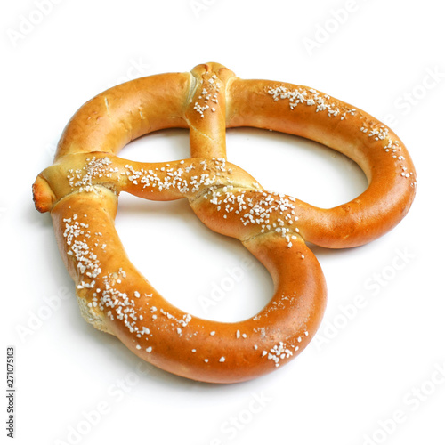 Big bretzels Canvas Print