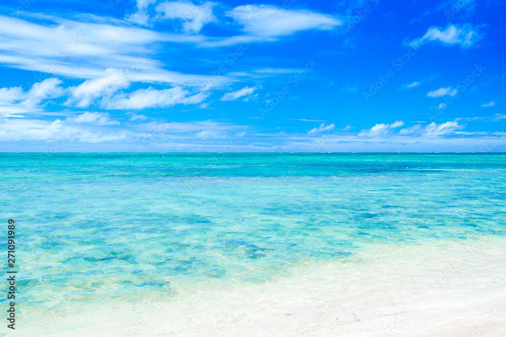 Fototapeta 【ハワイ】ワイキキビーチ