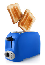 Roasted Toasts Popping Out Of ...