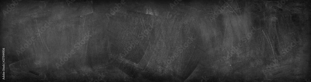 Fototapety, obrazy: Blackboard or chalkboard