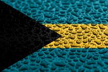 National Flag Of Bahamas Made ...