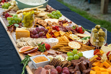Delicious Fresh Meat, Cheese, ...