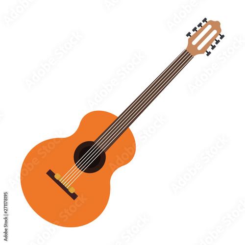 Fotografia guitar icon cartoon