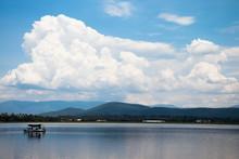 Lancha En Lago  Coatetelco Mor...