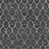 Geometry modern repeat pattern with textures - 271195376