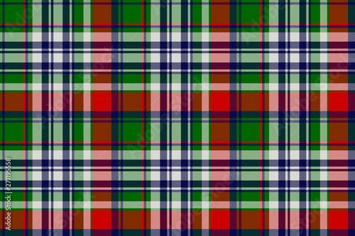 Photo  Celtic classic check plaid seamles pattern