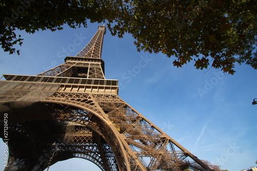 Fototapeta パリ obraz na płótnie