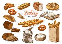 Bread Set Color