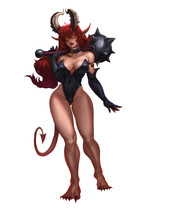Succubus Sexy In Saber Carniva...