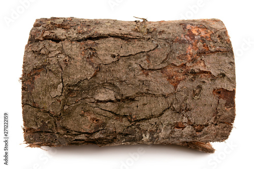 Printed kitchen splashbacks Firewood texture Stump
