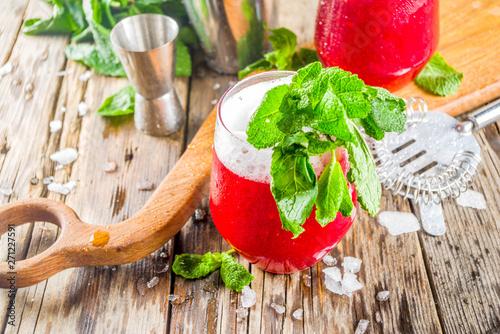 Photo Summer sweet alcohol beverage