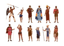 Collection Of Aboriginal Or In...