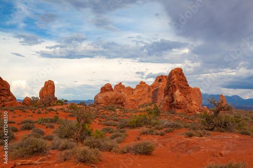 Fotografia  Arches National Park, Moab,Utah,USA.