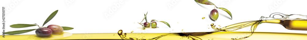 Fototapety, obrazy: Olives in oil