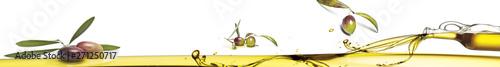 Fototapeta Olives in oil obraz