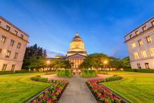 Olympia, Washington, USA State...