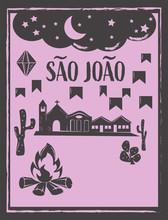 Saint John Sao Joao Party Back...