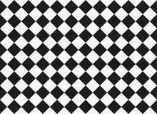 Fondo Geométrico De Color Negro Y Blanco.