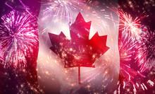 Canadian Flag National Holiday...