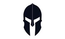 Spartan Helmet Vector Design B...