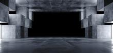 Futuristic Concrete Grunge Ref...