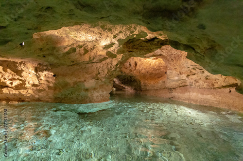 Lake Cave of Tapolca Fototapet