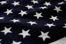 Close Up Of Usa Flag - Memoria...