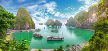 Beautiful Landscape Halong Bay...