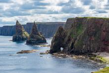 John O' Groats, Cliffs, Scotland