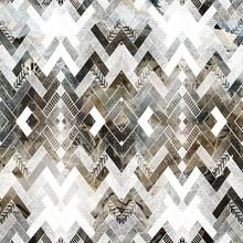 Geometry Modern Repeat Pattern...