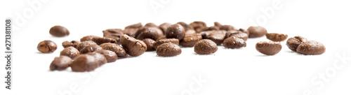 Crédence de cuisine en verre imprimé Salle de cafe coffee beans | Ziarna kawy