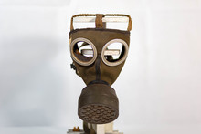 A Gas Mask. Is Through Use In ...