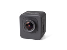 Black, Plastic Mini Camera