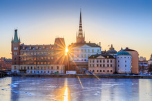 Riddarholmen - Part Of The His...