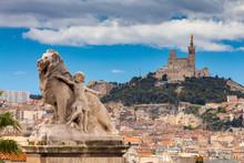 Marseilles. Notre Dame De La G...