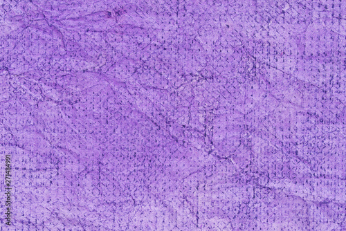 violet crayon pattern on paper background texture