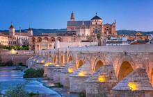 Roman Bridge And Guadalquivir ...