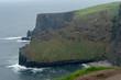 Klippen und Steilwände mit Meer