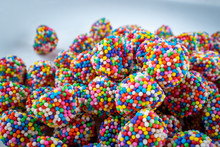 Fun Multi-colored Candy Beads