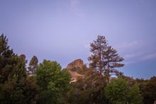 Prescott Mountains Sunrise