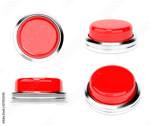 Photo  Red push buttons