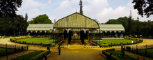 Glasshouse At Lalbagh