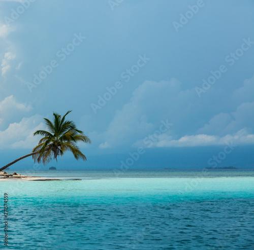Foto op Canvas Strand San Blas Archipelago, Kuna Yala Region, Panama, Central America, America
