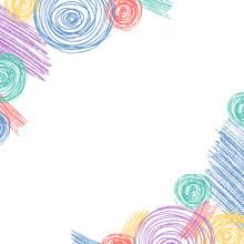 Hand Drawn Colorful Scandinavi...