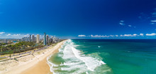 Surfers Paradise Beach From Ae...