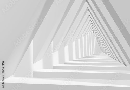 3d-triangle-shaped-tunnel-perspective