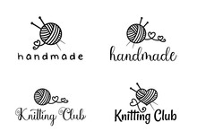 Beautiful Handamade Logo Set V...