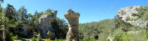 Cuadros en Lienzo entre Tarn et Jonte autour du Rozier -  Peyreleau