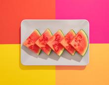 Summer Juicy Fruit Watermelon ...
