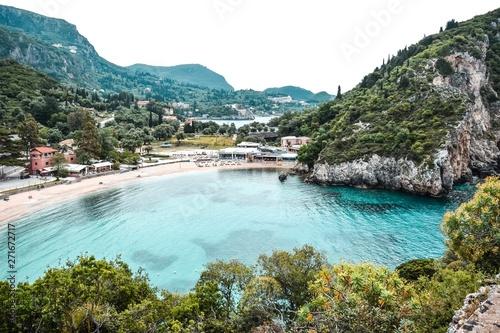 Poster Kaki Corfu Island
